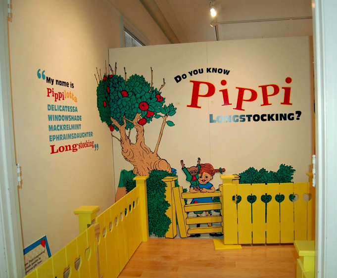 American Swedish Historical Museum - Pippi