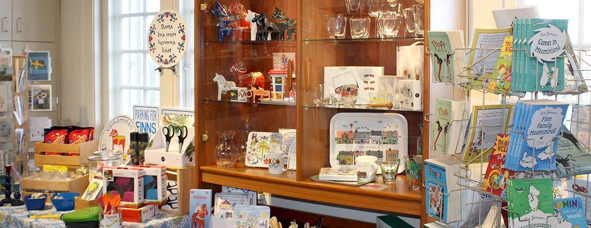 American Swedish Historical Museum - Museum Shop