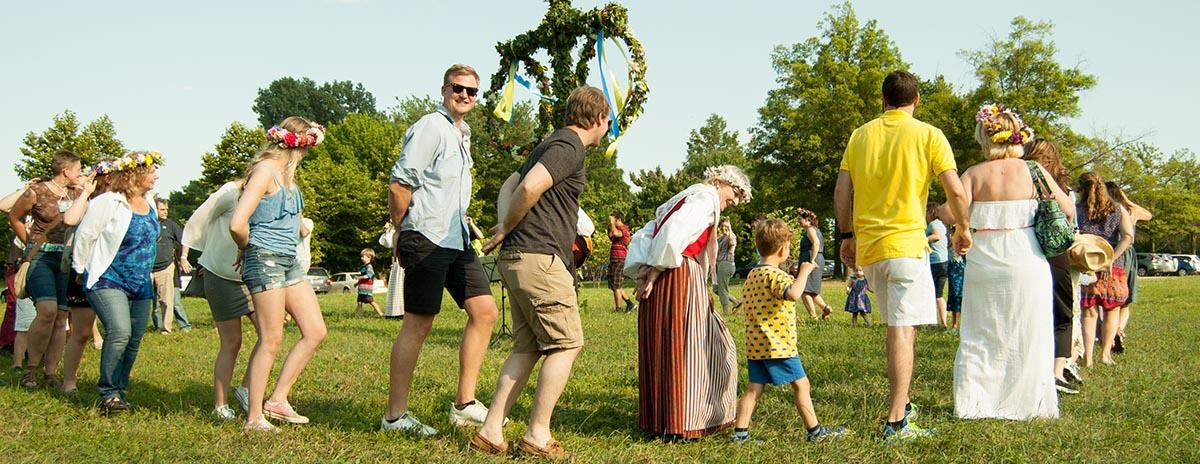 American Swedish Historical Museum - Midsommar