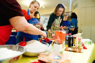 Swedish Cooking Class at the American Swedish Historical Museum