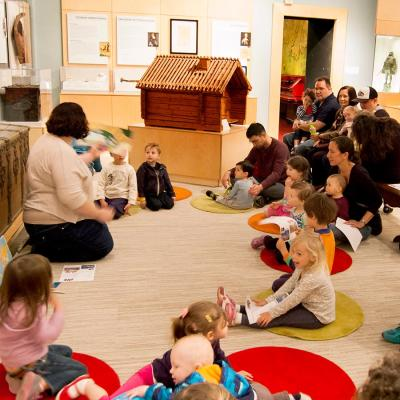 American Swedish Historical Museum - Toddler Time