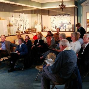 Swedish Genealogy Meeting at the American Swedish Historical Museum