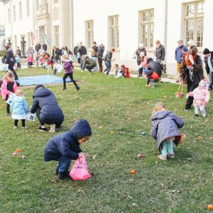 Easter Family Fun Day at the American Swedish Historical Museum