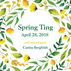 Spring Ting Invite 2018 American Swedish Historical Museum