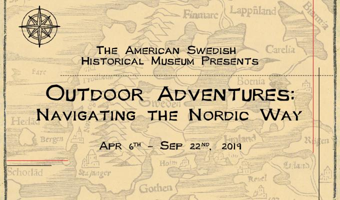 Outdoor Adventures: Navigating the Nordic Way - Compass Exhibit at the ASHM